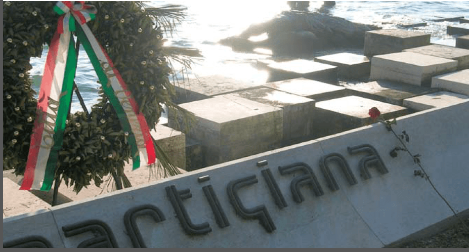 laPartigiana