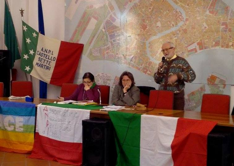 L'intervento di Andrea Milner della FIAP di Venezia