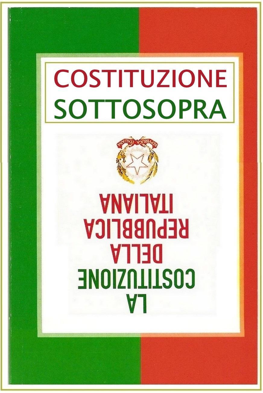Costituzione sottosopra